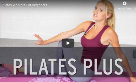 Top 3 Helpful Pilates Videos for Beginners