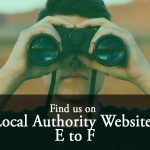 Local Authority Listings: E to F