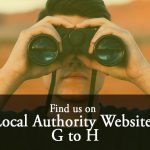 Local Authority Listings: G to H