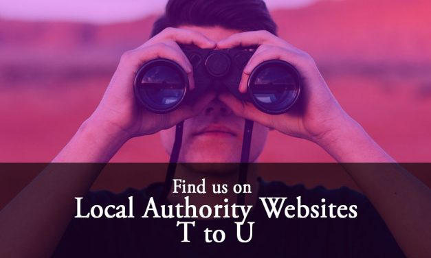 Local Authority Listings: T to U