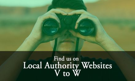 Local Authority Listings: V to W