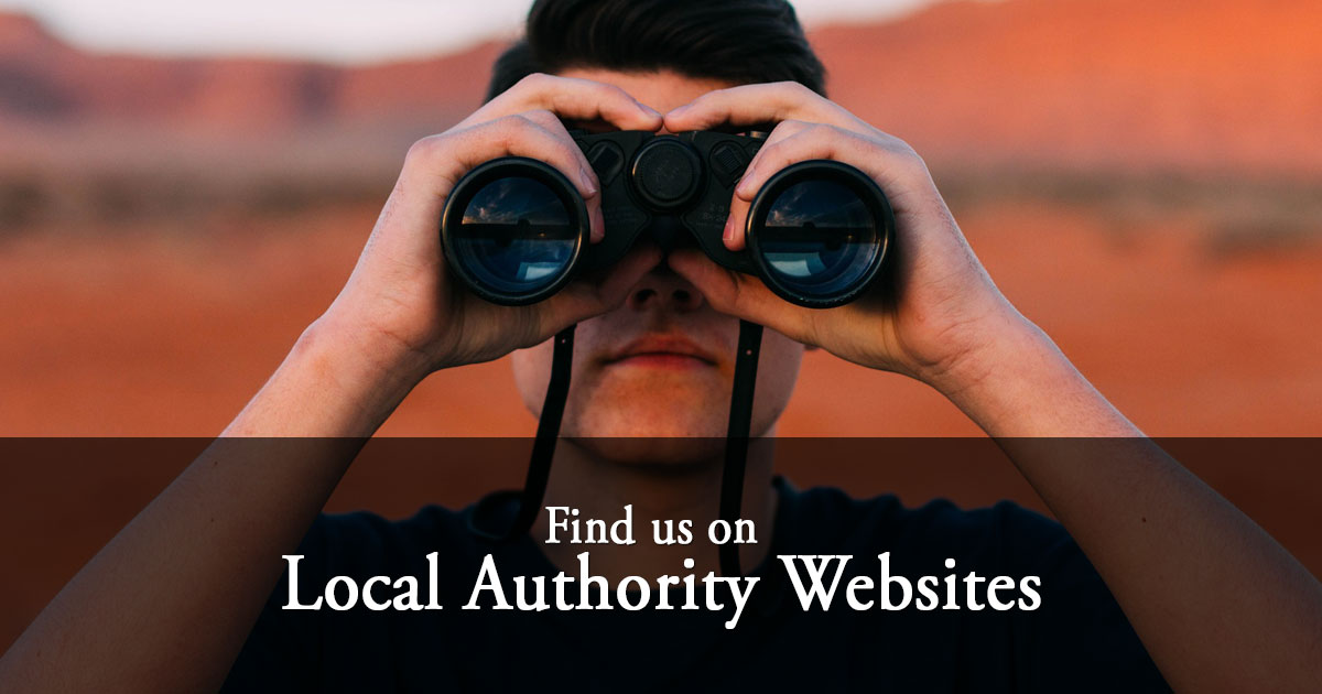 Local Authority Listings