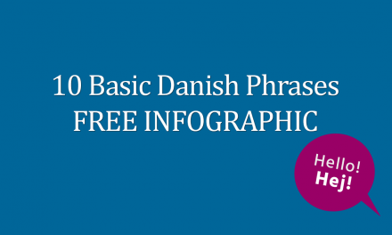 10 Basic Danish Phrases FREE Infographic